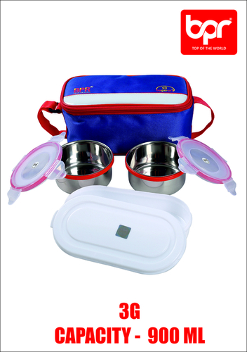 Lunch Box Or Tiffin Case