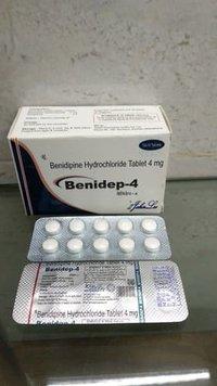 Benidipine Hydrochloride Tablets