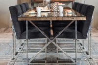 Stenly Six Seater Dining Table
