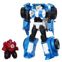TRANSFORMERS ROBOTS IN DISGUISE ACTIVATOR COMBINER FORCE STRONGARM & TRICKOUT