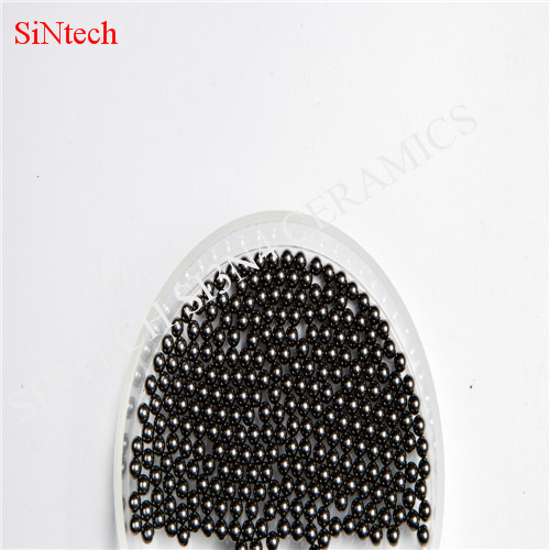 6.35mm 1/4' silicon nitride ceramic ball