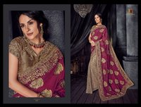 Fancy Branded Sarees Online