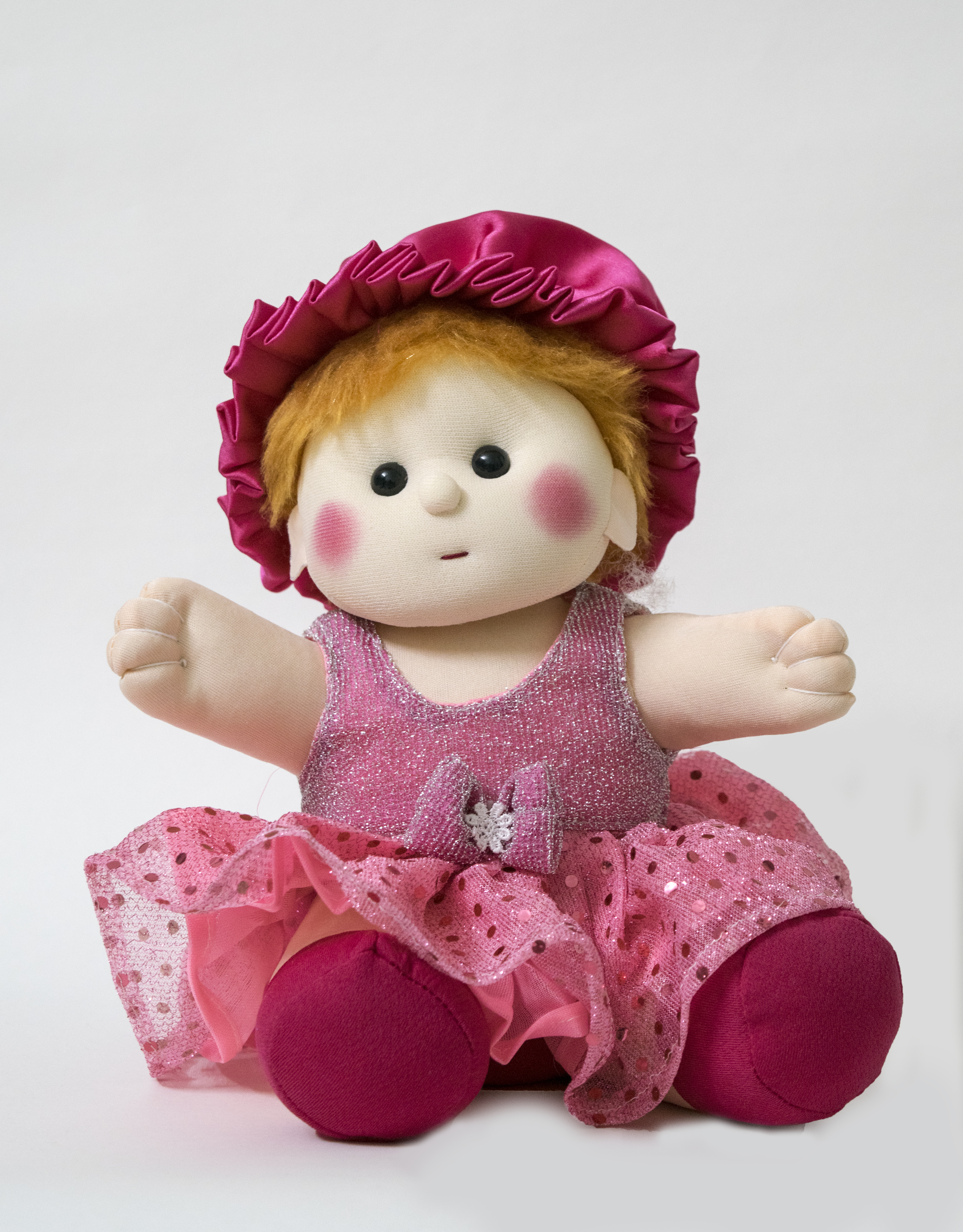 Cotton Doll
