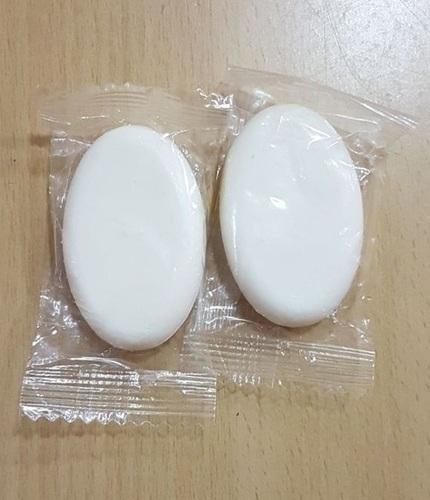 Hotel bath soaps