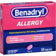 Allergic Medicines