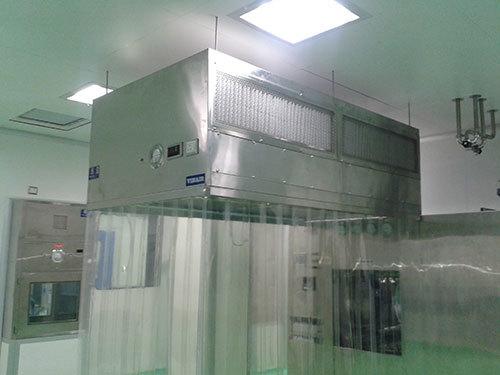 Ceiling Suspended Laminar Airflow Unit