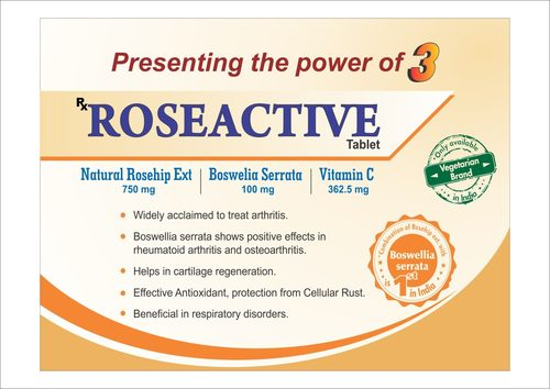 ROSEACTIVE TABLET