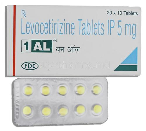 AL-Levocetirizine-Dihydrochloride