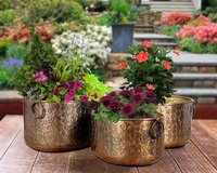 Copper Antique Planter