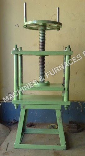 Manual Plate Pressing Machine