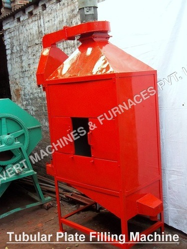 Tublar Plate Filling Machine