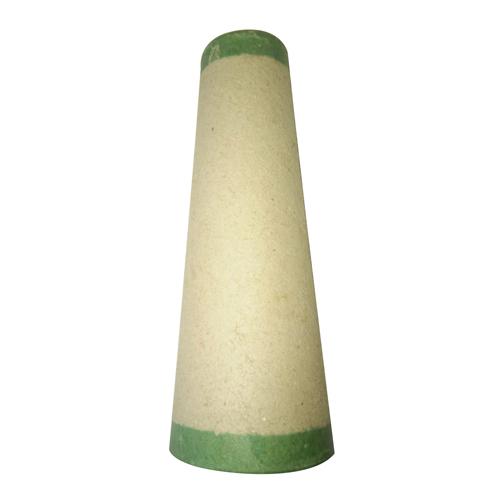Plain textile Paper Cone