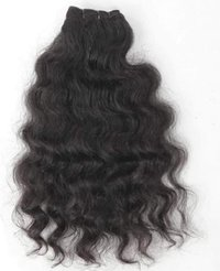 Unprocessed virgin curly hair