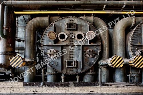 Steam & Hot Air Control Plants