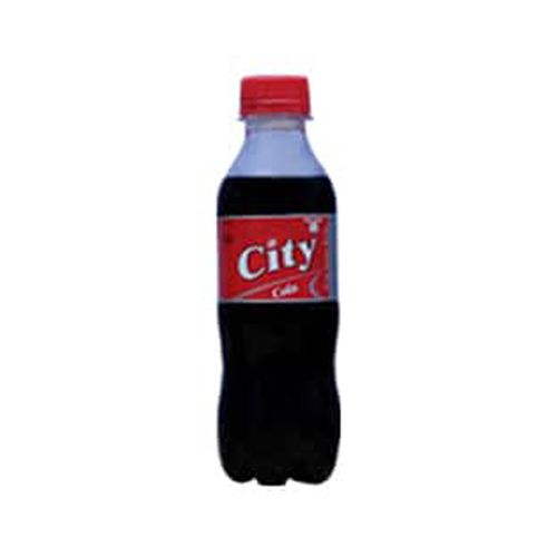 City Cola Carbonated Drink