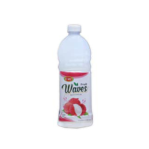 Litchi Flavored Soft Drink