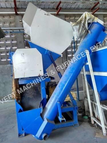 Hydraulic Chip Grinder