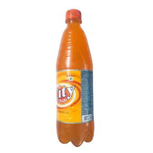 Orange Carbonated Drink