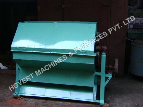 Plate Dust Separating Machine