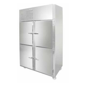 Four Door Upright Freezer