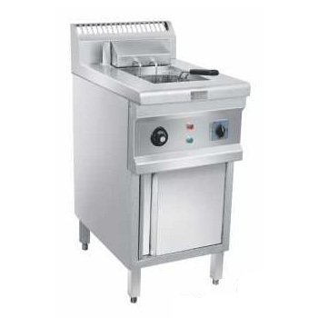 Double Tank Gas Fryer