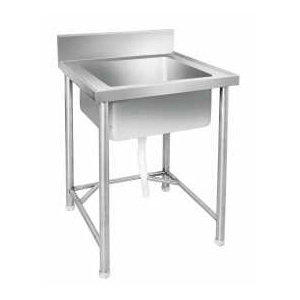 不锈钢的唯一水槽