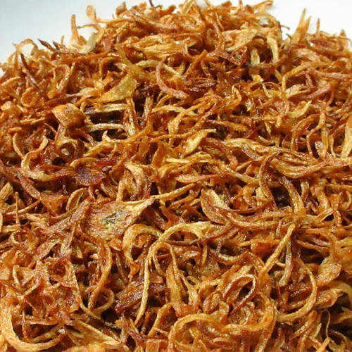 Fresh Crispy Fried Onion