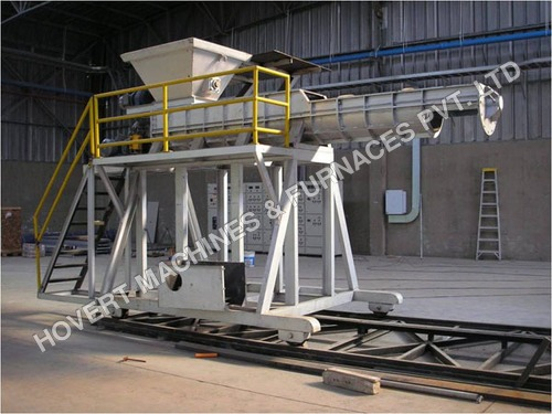 Automatic Feeder For Rotary