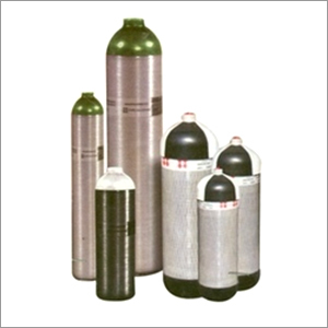 Industrial Portable Oxygen Cylinder
