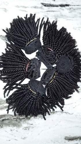 Indan curly human hair