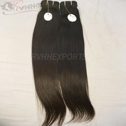 Raw Natural Indian Silky Straight Human Hair