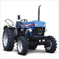 45 Plus 4WD  Escorts Powertrac Euro Tractor
