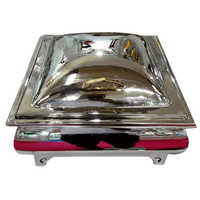 Square SS Chafing Dish