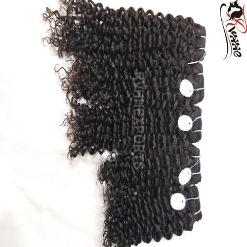 Raw Natural Indian Deep Curly Human Hair