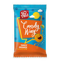 Tangy Orange Candy