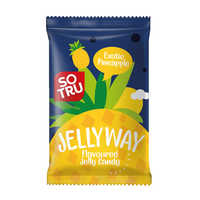 Exotic Pineapple Jelly Candy