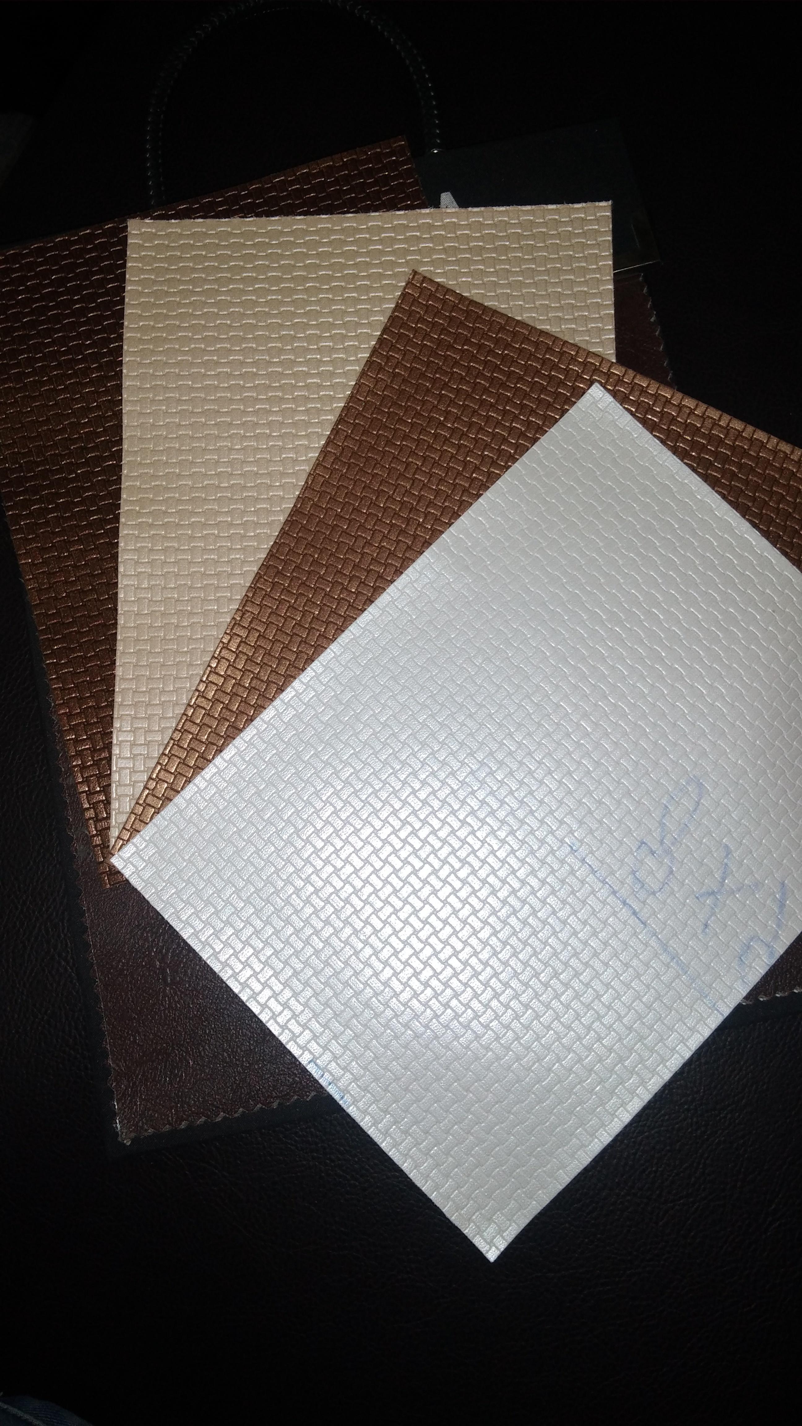 Wega Rexine Fabric