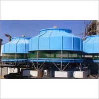 Cooling Tower Round Type