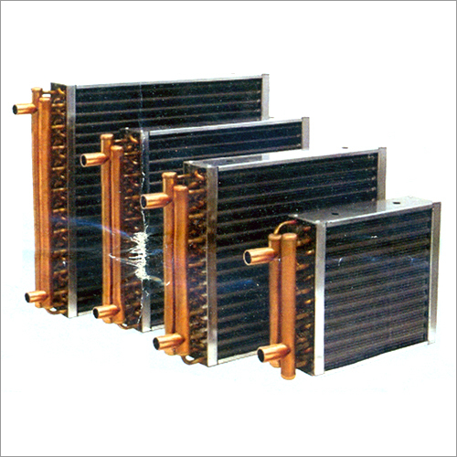 Air Cooled Heat Exchangers