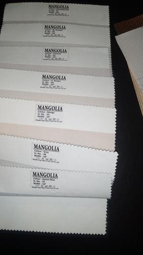 Mangolia Rexine Fabric