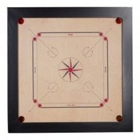 Scratch Proof Carrom Board