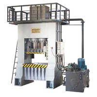 Hydraulic Down Stroke Press