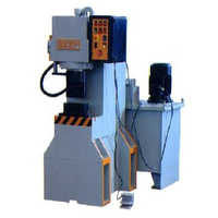 Hydraulic Number Marking Machine