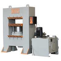 Hydraulic Up Stroke Press