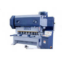 Hybrid Shearing Machine