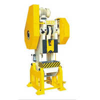 C Frame Inclinable Type Power Press