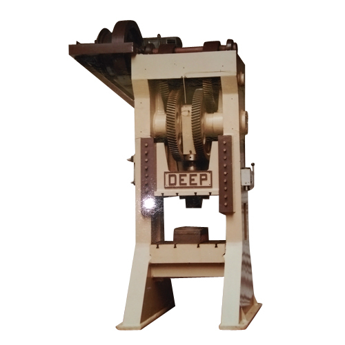 Crankless Type Mechanism Power Press