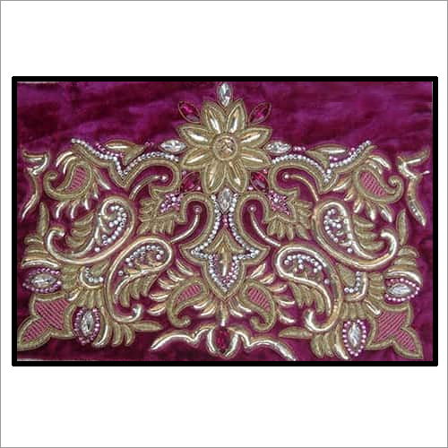 Zardosi Mukaish Embroidery