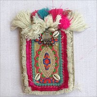 Mobile Pouches Embroidery