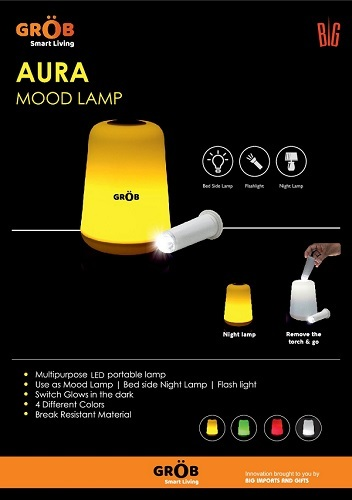 Aura Mood Lamp